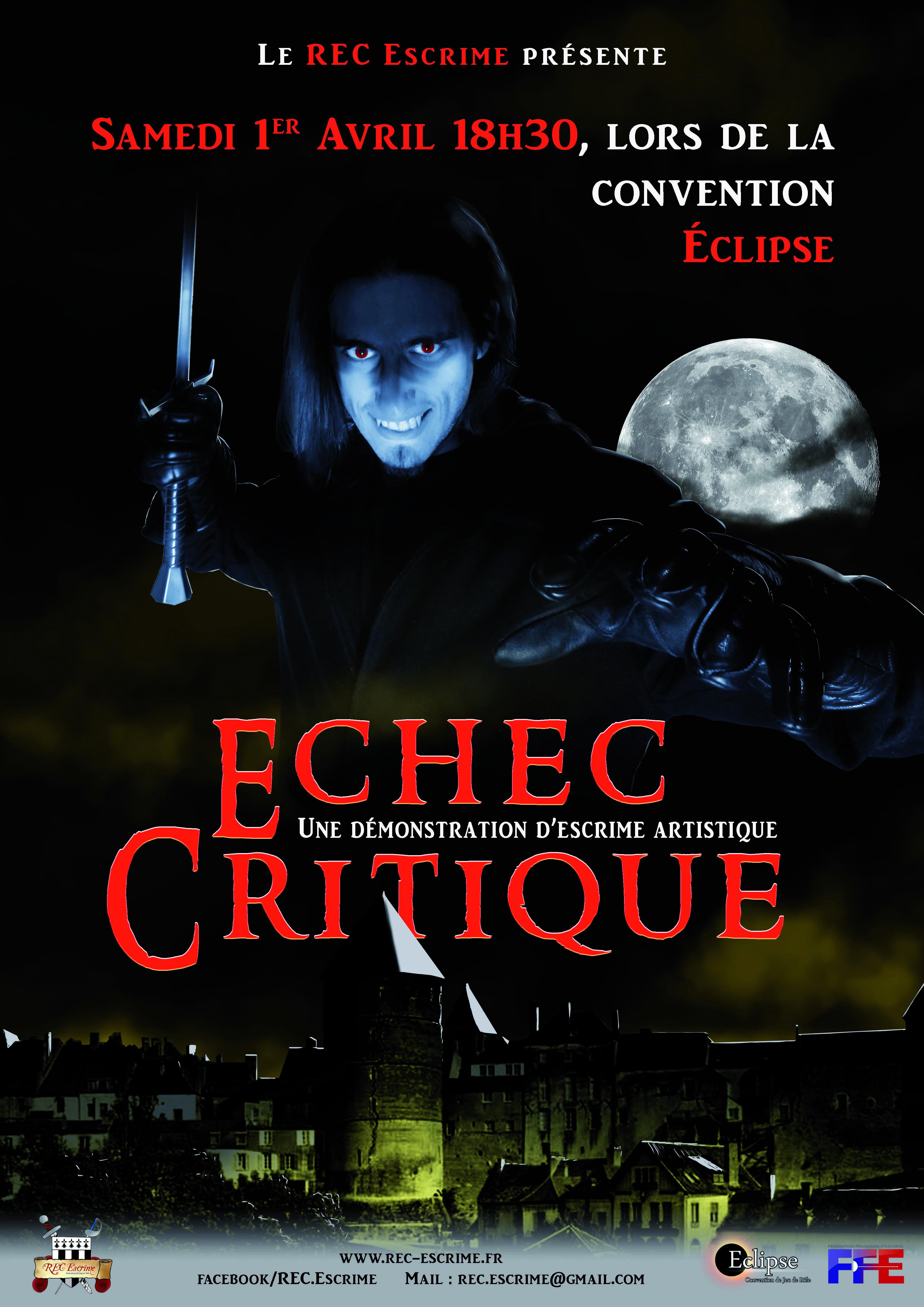 Echec Critique 2017